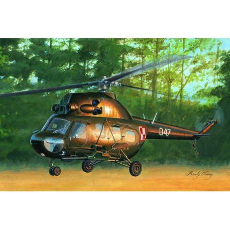 Mi-2US Hoplite gunship variant