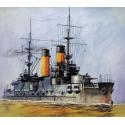 Barcos de Guerra 1:400