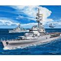 Barcos de Guerra 1:700