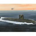 Submarinos 1:350 - 1:400