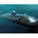 Submarinos 1:700
