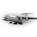 Aviones Civiles 1:144