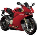 Motocicletas de Metal